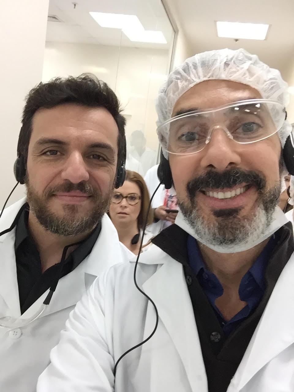lombardi rodrigo - Eudora apresenta o novo Eau de Parfum masculino ''IMPRESSION''