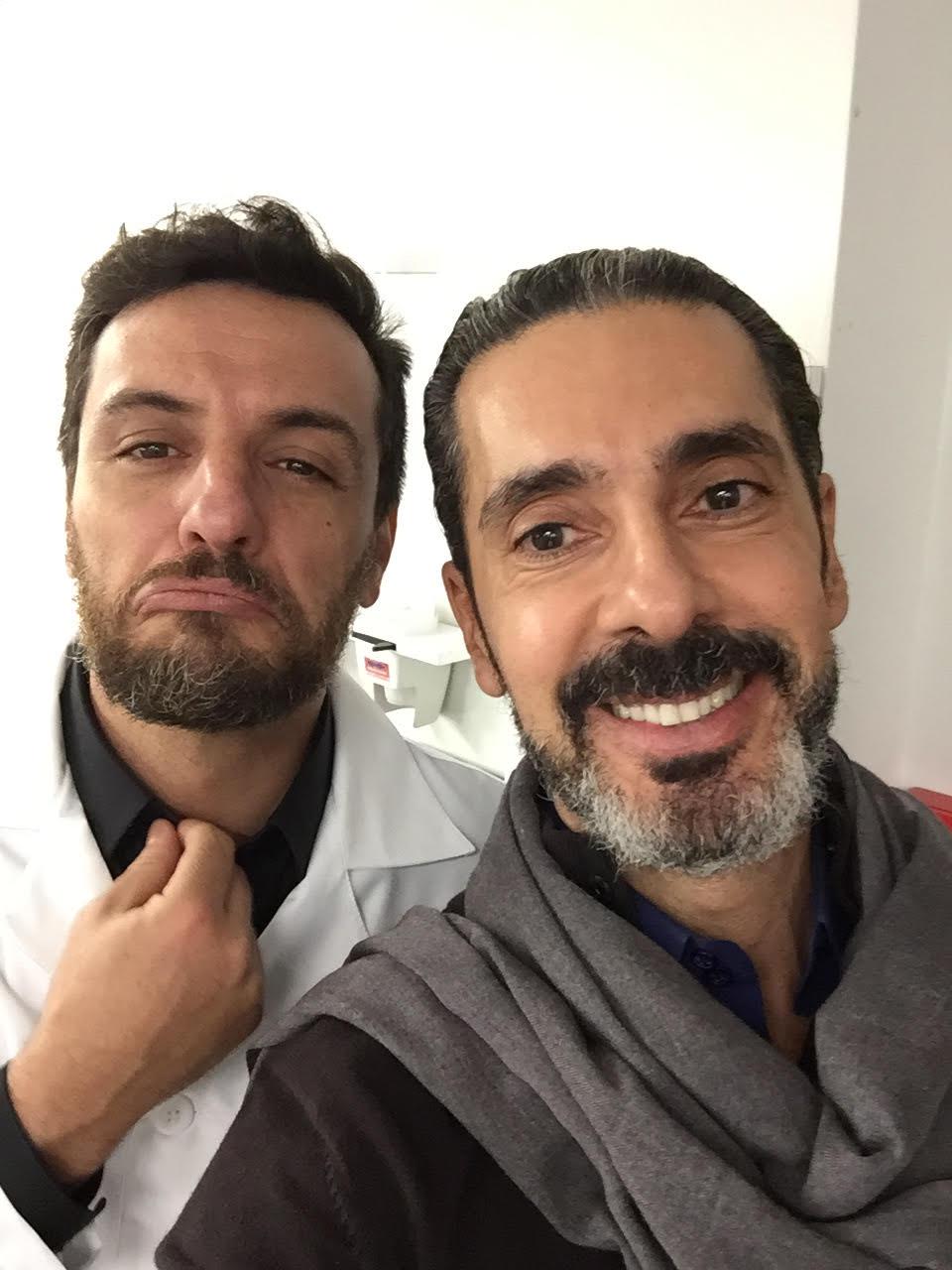 rodrigo lombardi - Eudora apresenta o novo Eau de Parfum masculino ''IMPRESSION''