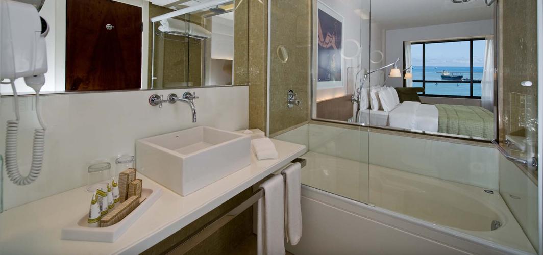 111 - Hotel Gran Marquise - Fortaleza