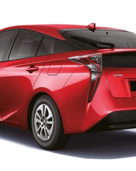 toyota 280x350 - Toyota Prius Hybrid