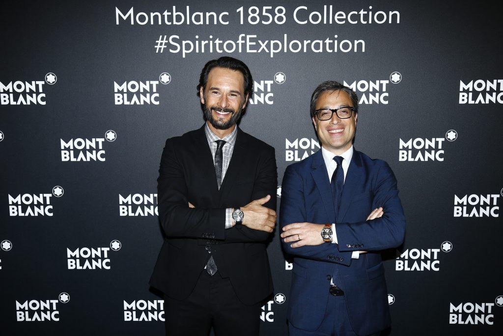 montblanc gala dinner at sihh at domaine de collex  rs nba 1024x683 - Jantar de gala Montblanc do lançamento da sua nova Coleção 1858, no SIHH 2018 -  o principal salão de alta relojoaria do mundo