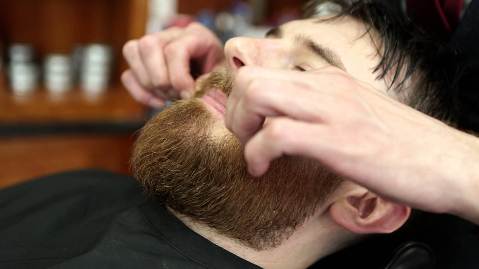barbas - Saiba como foi o surgimento das barbearias