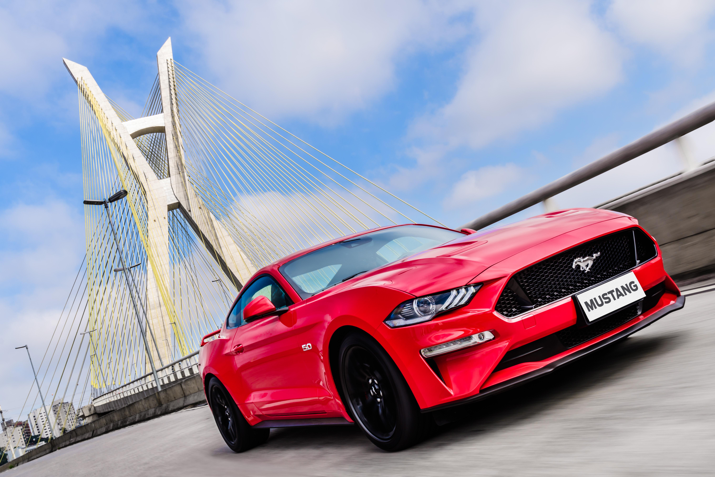 ford mustang gt premium 2018 externa 2 - O novo Mustang no Brasil