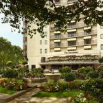 h0bms 68677066 the dorchester   exterior landscape high res 150x150 - O Estilo de Robert Downey Jr