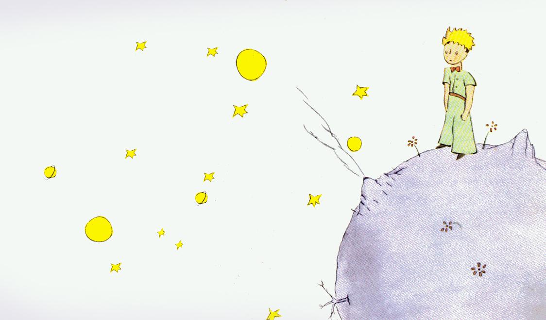 kleine prins planeet - O essencial é invisível aos olhos, lições do Pequeno Príncipe