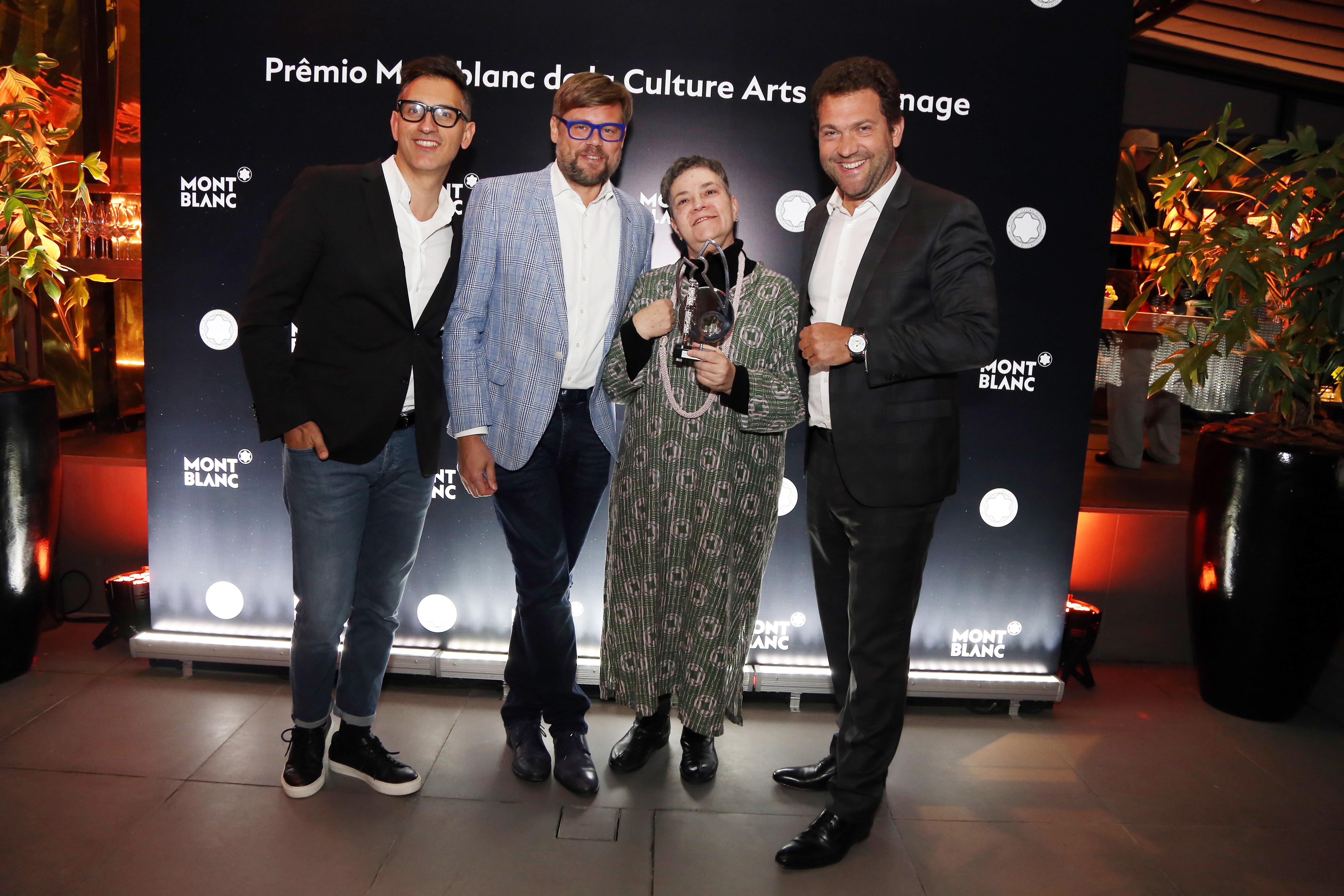 63a8524ba36600bfba23677f42606981 - Mônica Nador é a vencedora do 27º Prêmio Montblanc de Cultura
