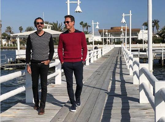 jorge bischoff5 - Alexandre Taleb e Carlos Casagrande em terras peruanas usando Jorge Bischoff