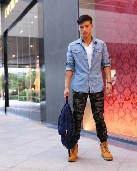 manhunt 1511513 960 720 280x350 - Como vestir: camisa jeans