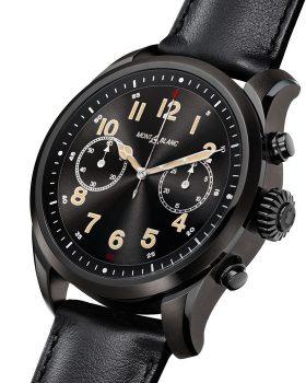 montblanc 03 280x350 - Summit 2: o smartwatch da Montblanc para homens e mulheres, chega ao Brasil