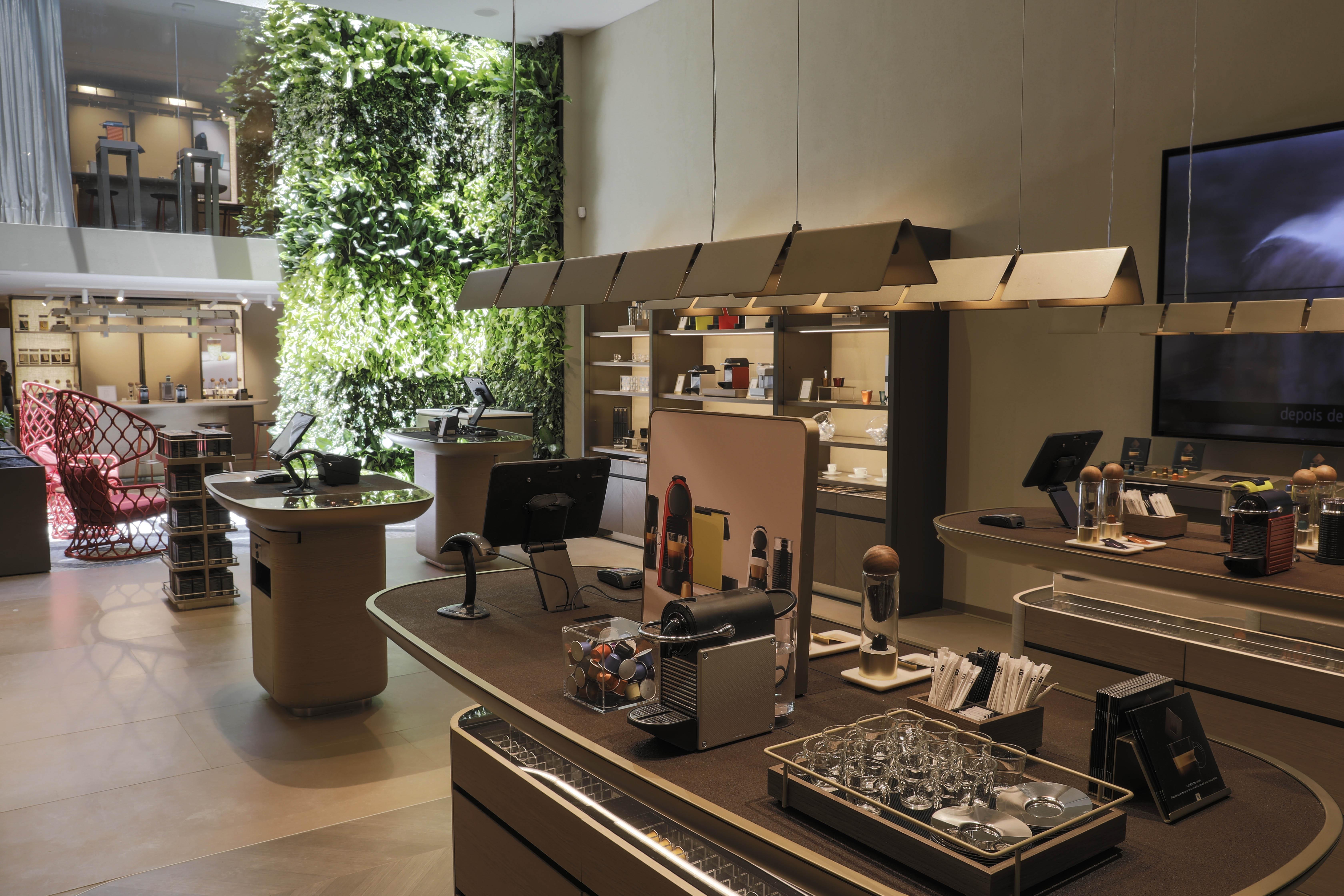 IAP9730 1 - Nespresso inaugura novo conceito de boutique em São Paulo