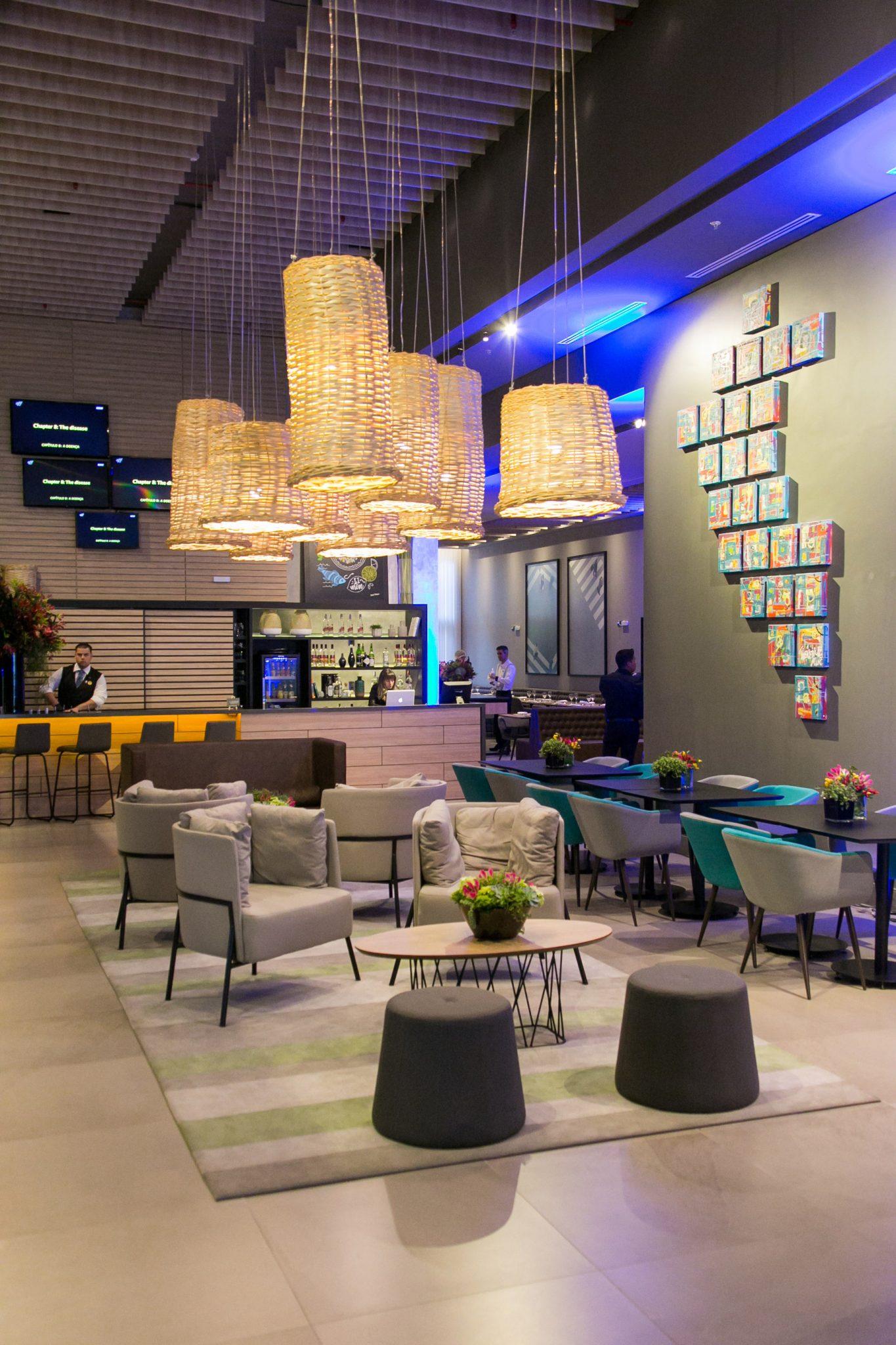 0008 IMG 2763 NJR Lobby Bar Novotel  - Curitiba recebe primeiro Novotel do Paraná