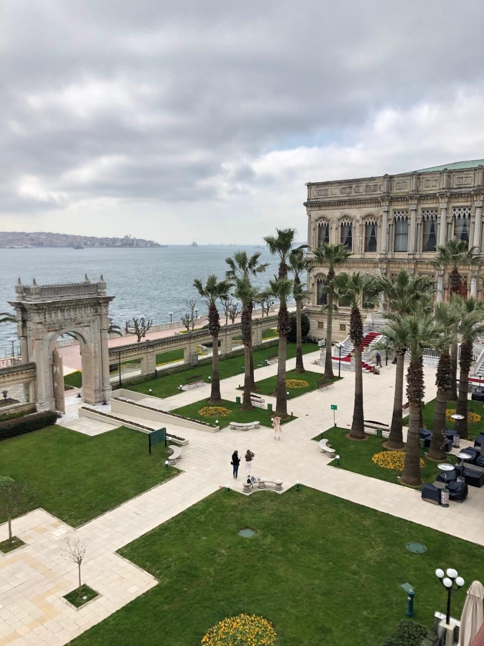 ciragan2 - Ciragan Palace Kempinski Istanbul