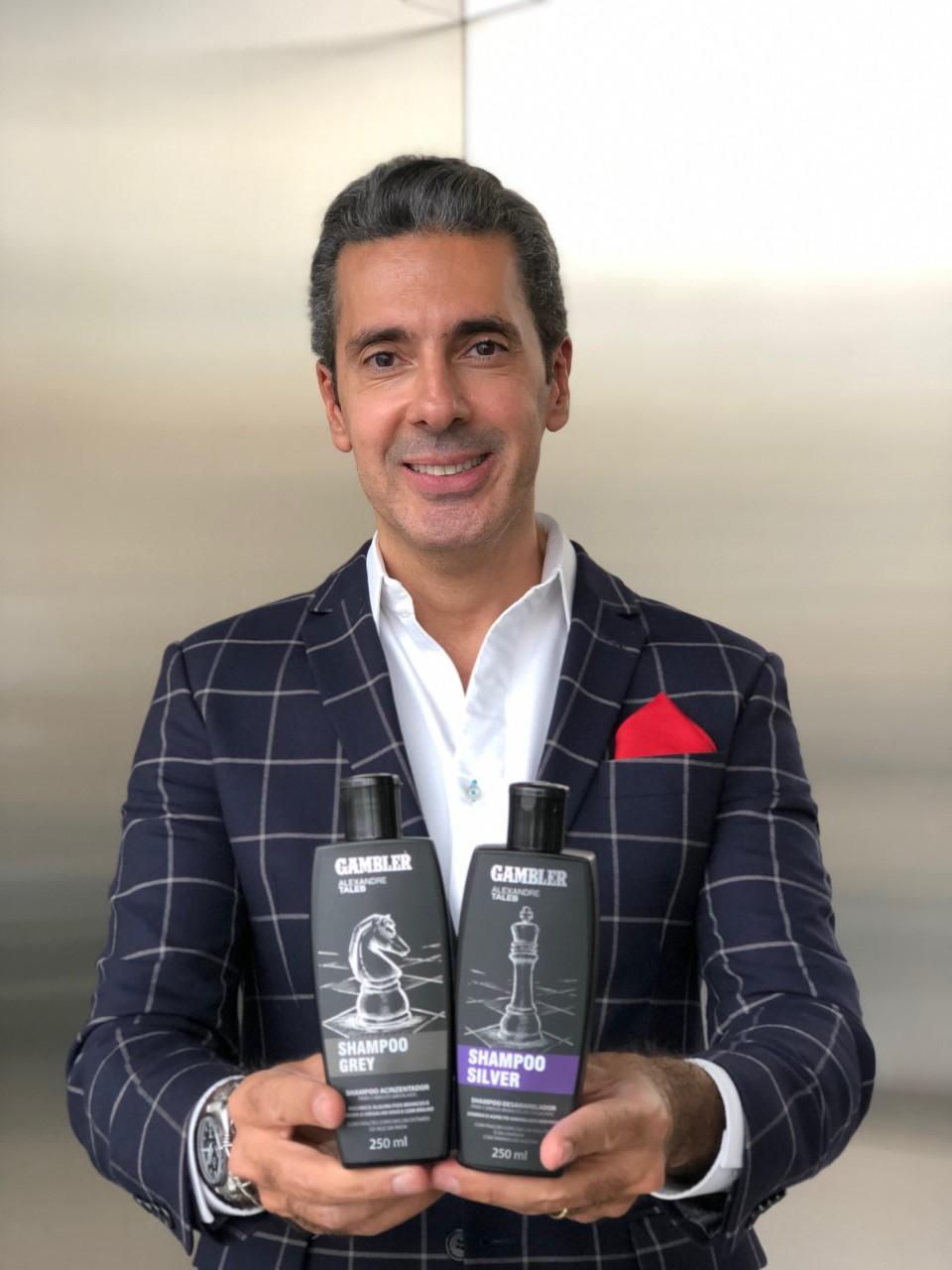 shampoo - Cabelos Brancos