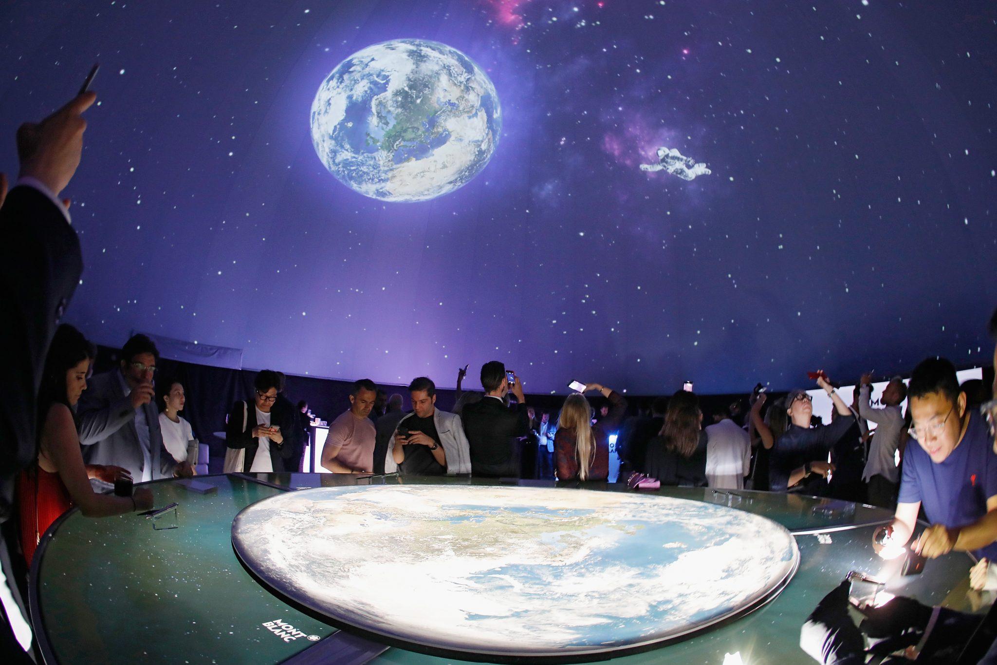 StarWalker Houston event 5 - Uma Noite Entre As Estrelas: Montblanc Apresenta Sua Nova Coleção StarWalker Em Houston