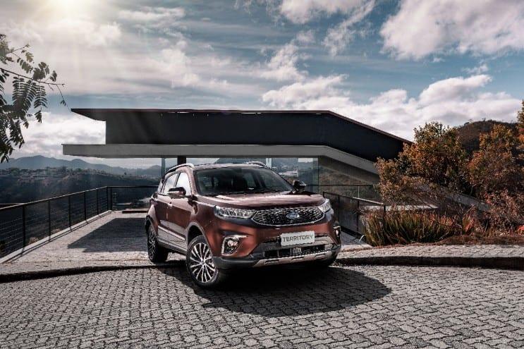 cq5dam.web .881.495 - Ford anuncia o lançamento do SUV Territory no Brasil e na Argentina